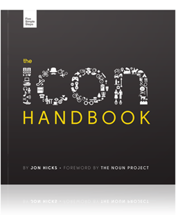 The Icon Handbook av Jon Hicks