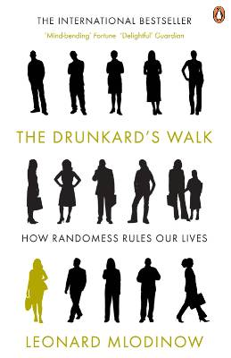 Omslagsbilde av «The Drunkard's Walk: How Randomness Rules Our Lives»