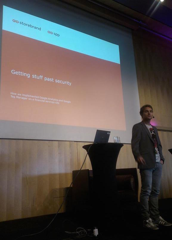 Google Analytics Conference Nordic 2015